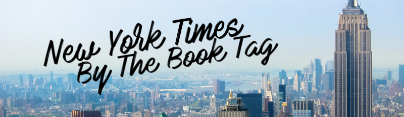 New York Times By The Book Tag