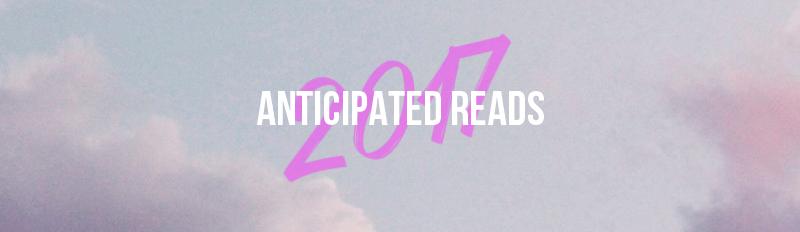 2017 Anticipated Reads