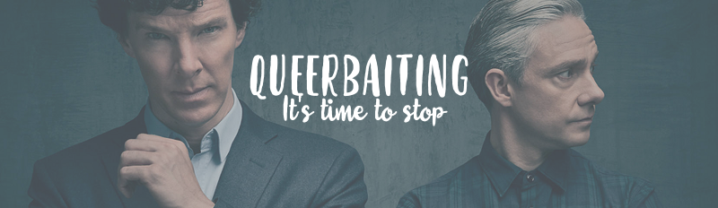 Queerbaiting: It's Time To Stop