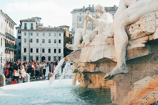An Amateur's Guide to Rome