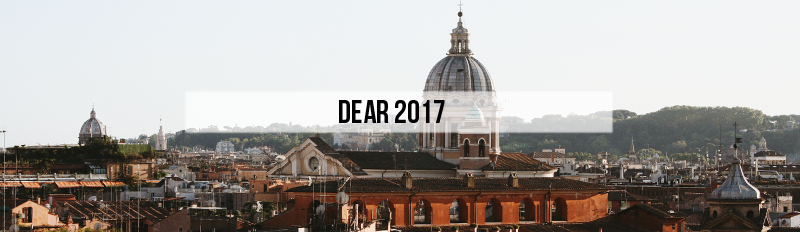 Dear 2017