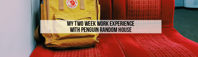 My Two Week Work Experience at Penguin Random House