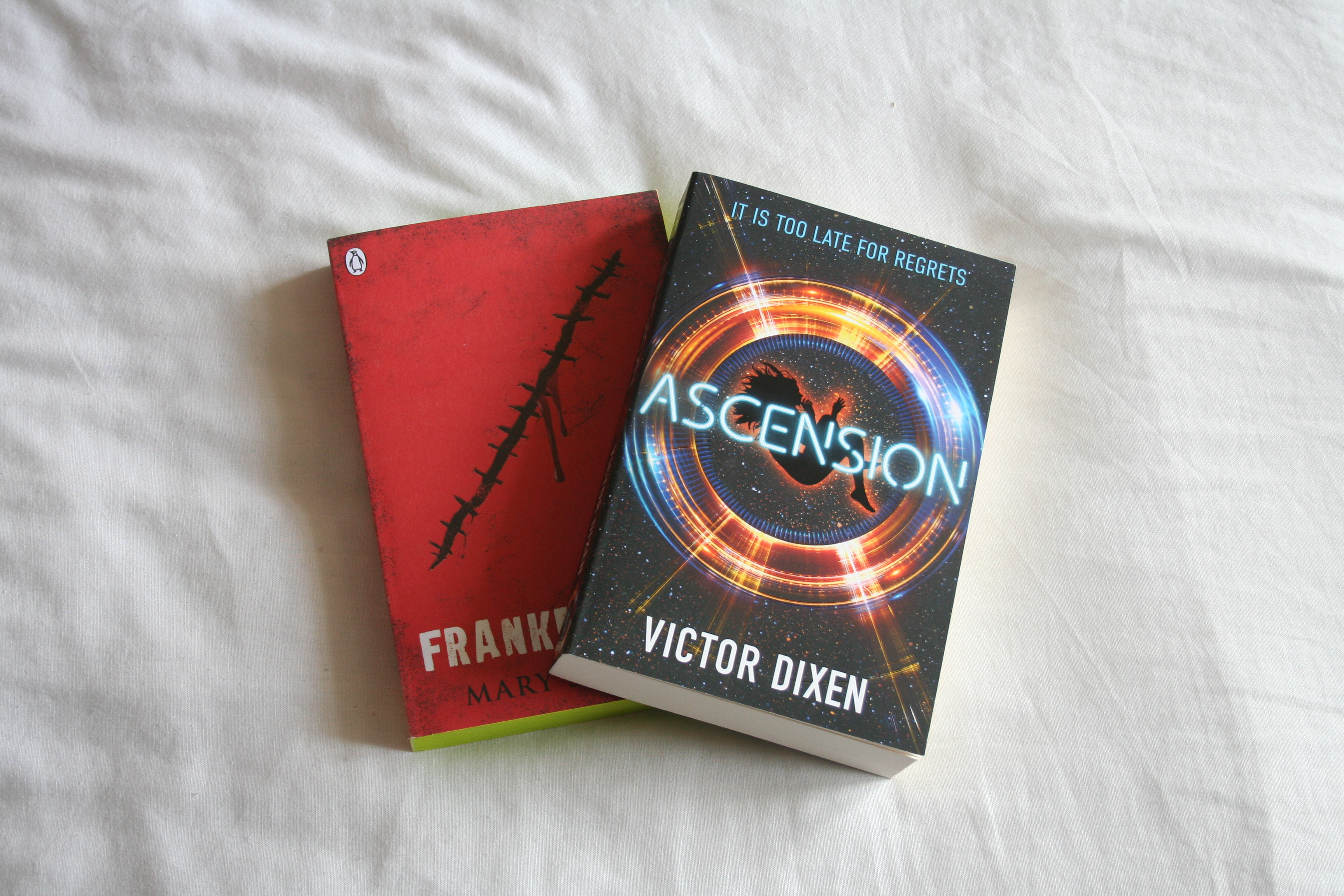 frankenstein and ascension