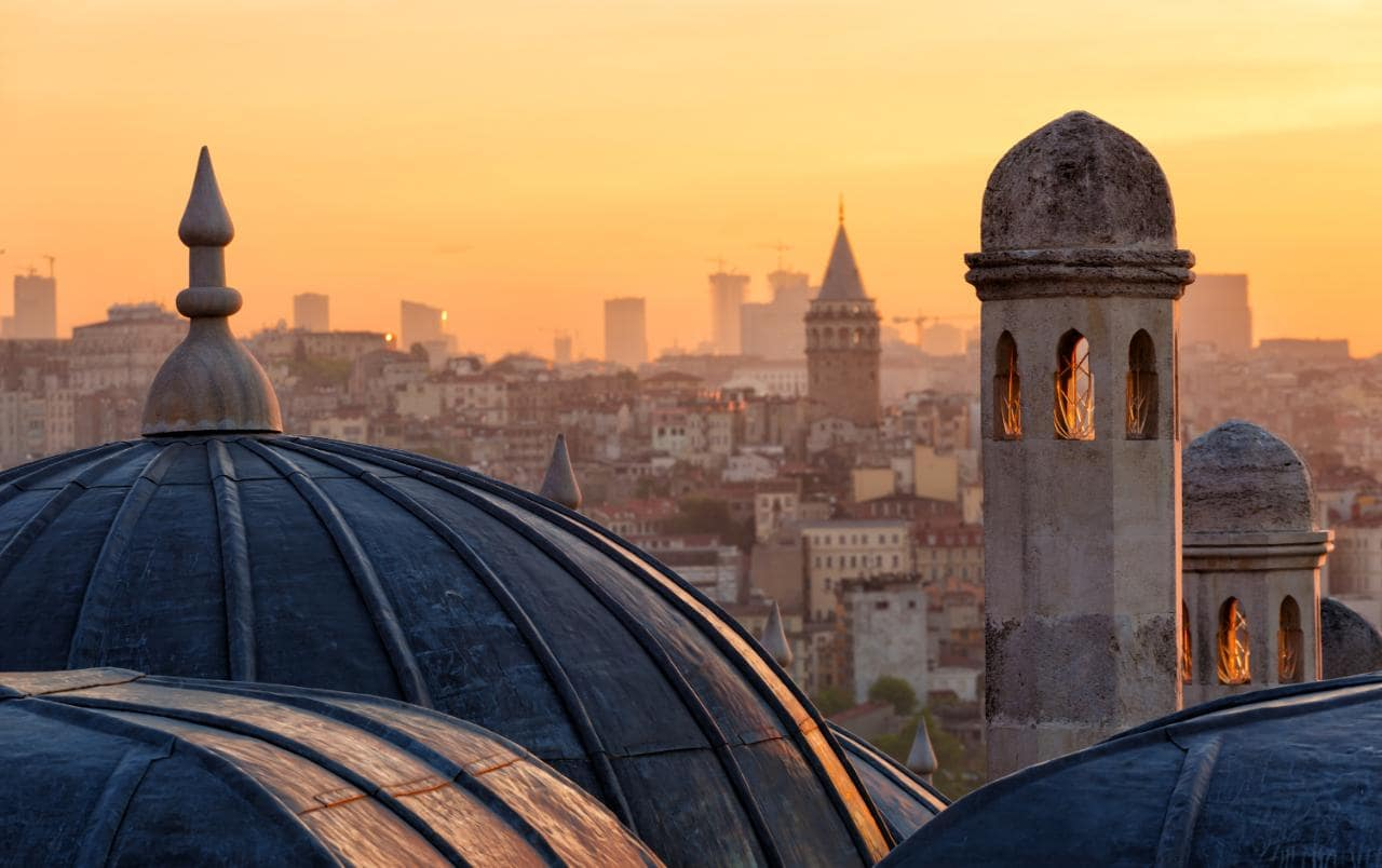 travel plans istanbul